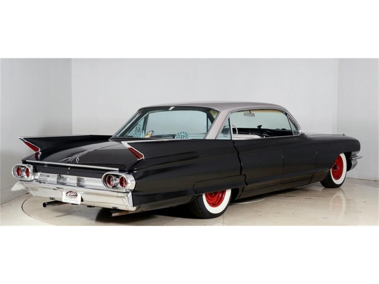 1961 Cadillac Sedan Deville For Sale Cc 904486 Large Picture Of 61 Jdwm
