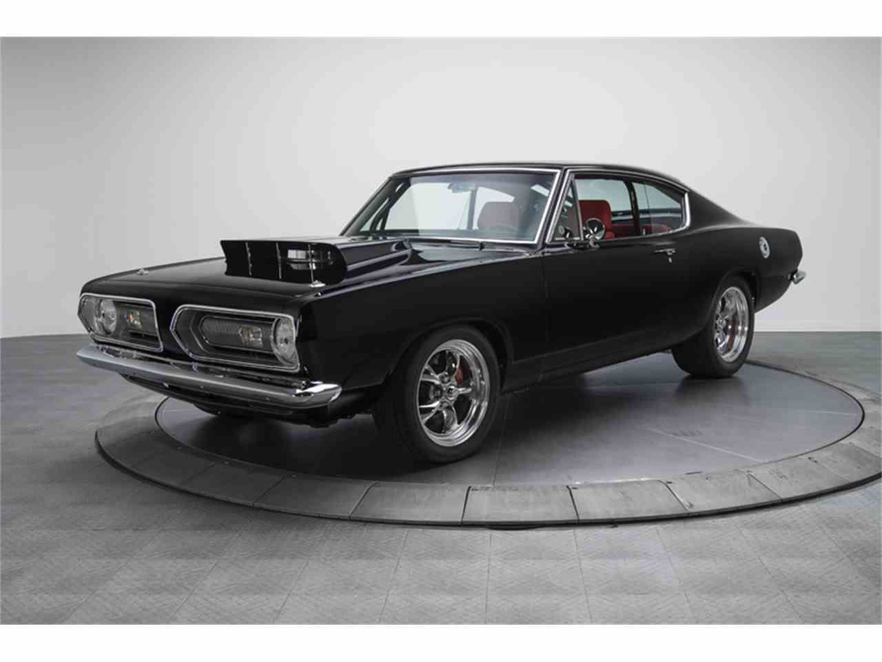 Large Picture of '68 Barracuda - JDWY