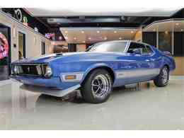 Picture of '73 Mustang Mach 1 Q Code - JDX1