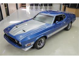 Picture of '73 Ford Mustang Mach 1 Q Code - $34,900.00 Offered by Vanguard Motor Sales - JDX1