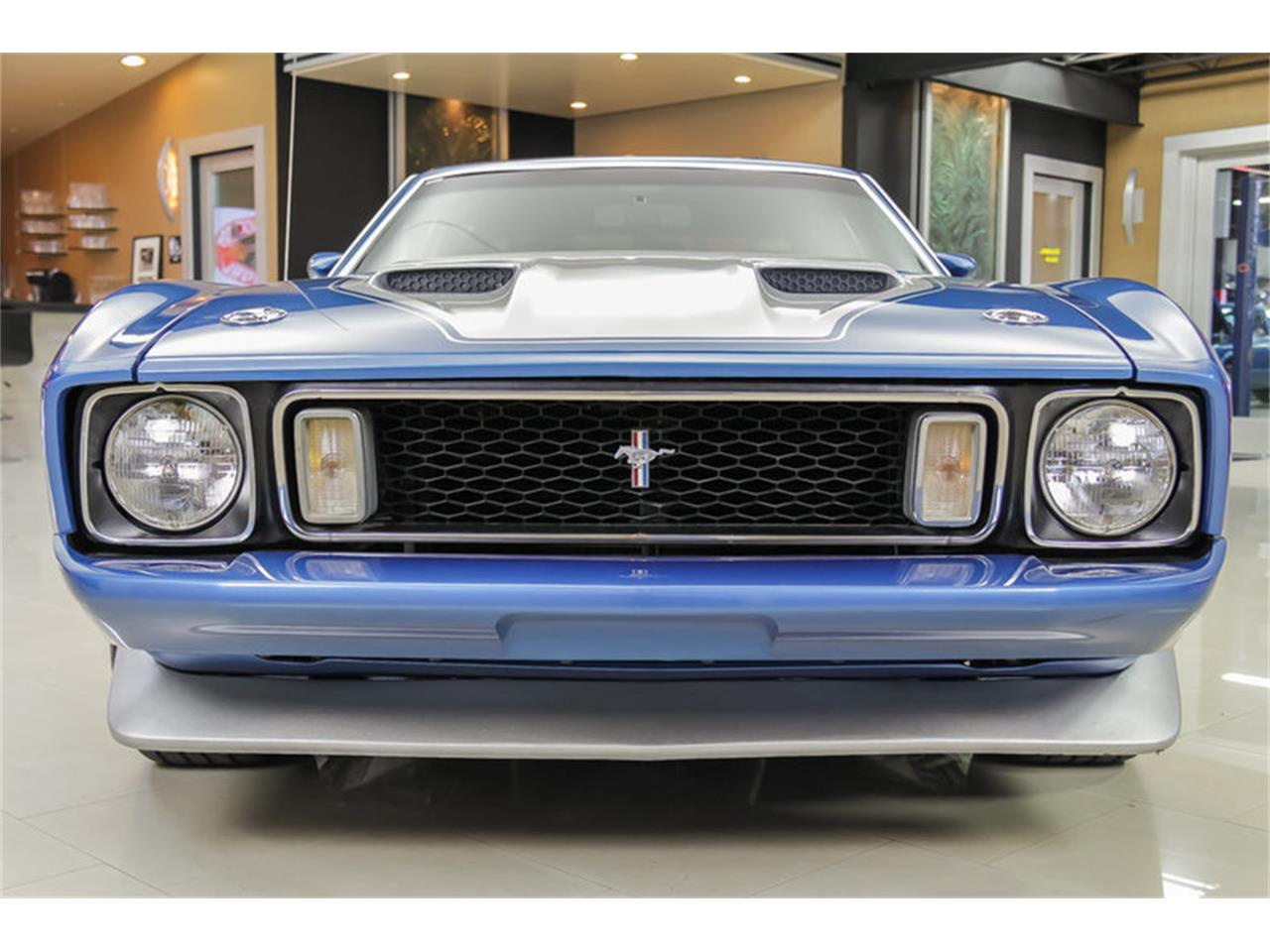 Large Picture of Classic '73 Mustang Mach 1 Q Code located in Michigan - JDX1