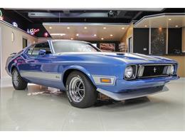 Picture of Classic 1973 Mustang Mach 1 Q Code - JDX1