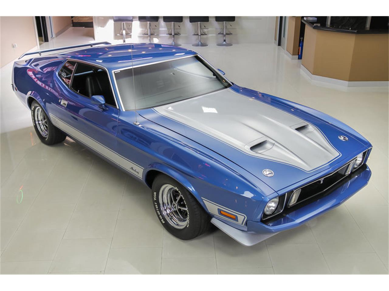 Large Picture of 1973 Ford Mustang Mach 1 Q Code - $34,900.00 Offered by Vanguard Motor Sales - JDX1