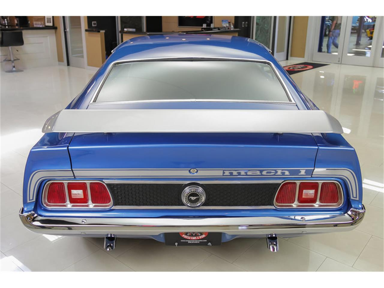 Large Picture of 1973 Mustang Mach 1 Q Code - $34,900.00 - JDX1