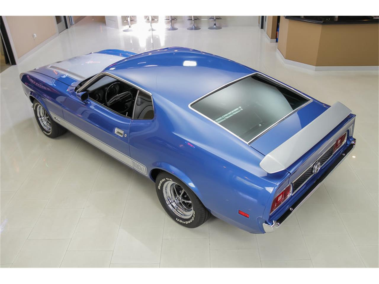 Large Picture of '73 Mustang Mach 1 Q Code located in Michigan Offered by Vanguard Motor Sales - JDX1