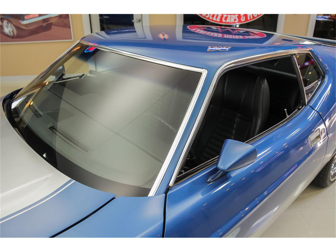 Large Picture of Classic '73 Ford Mustang Mach 1 Q Code - $34,900.00 Offered by Vanguard Motor Sales - JDX1