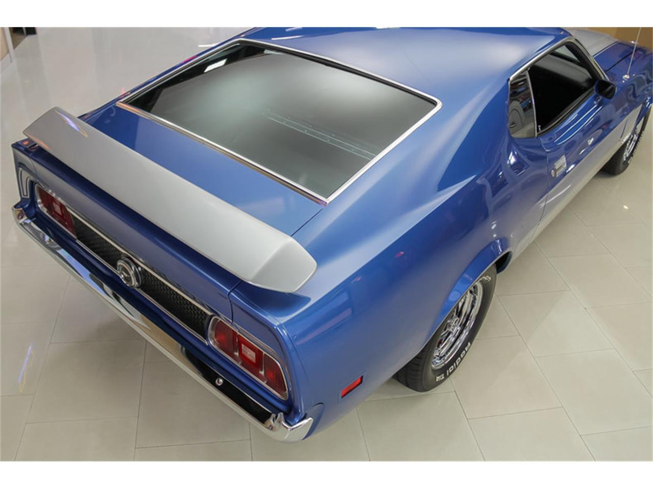 Large Picture of Classic 1973 Mustang Mach 1 Q Code located in Michigan - $34,900.00 - JDX1