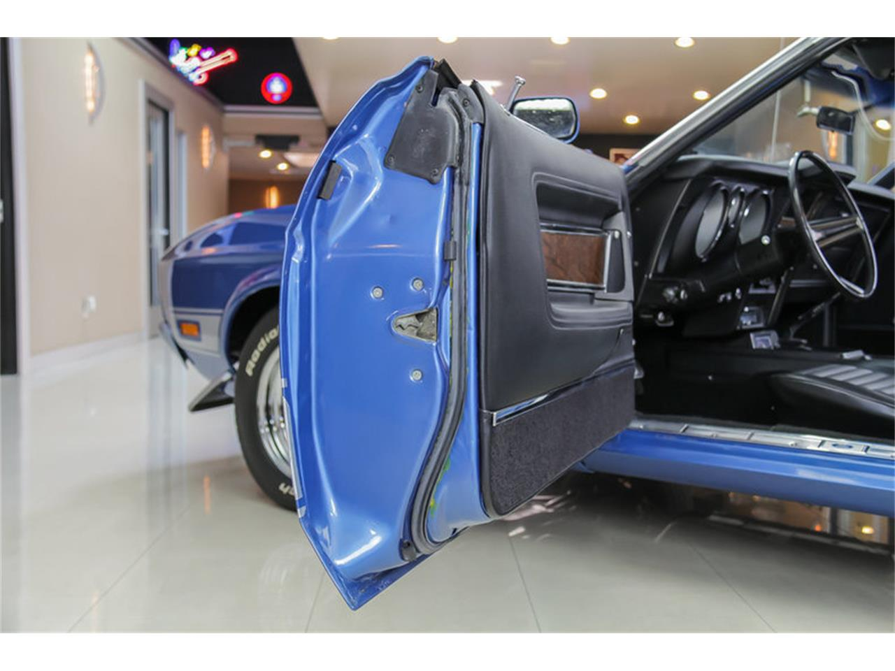 Large Picture of Classic 1973 Ford Mustang Mach 1 Q Code located in Michigan - JDX1