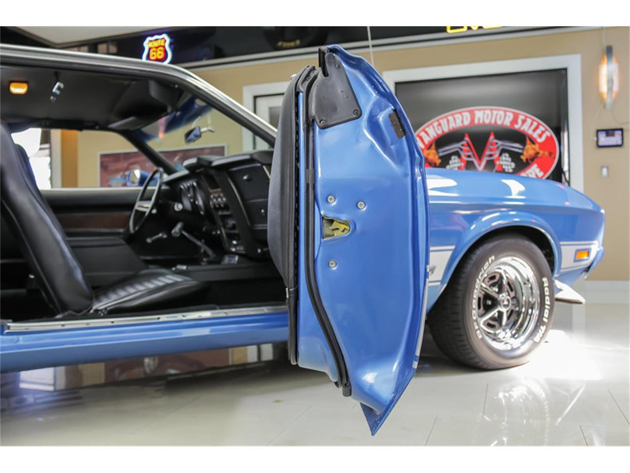 Large Picture of 1973 Mustang Mach 1 Q Code located in Michigan - $34,900.00 - JDX1