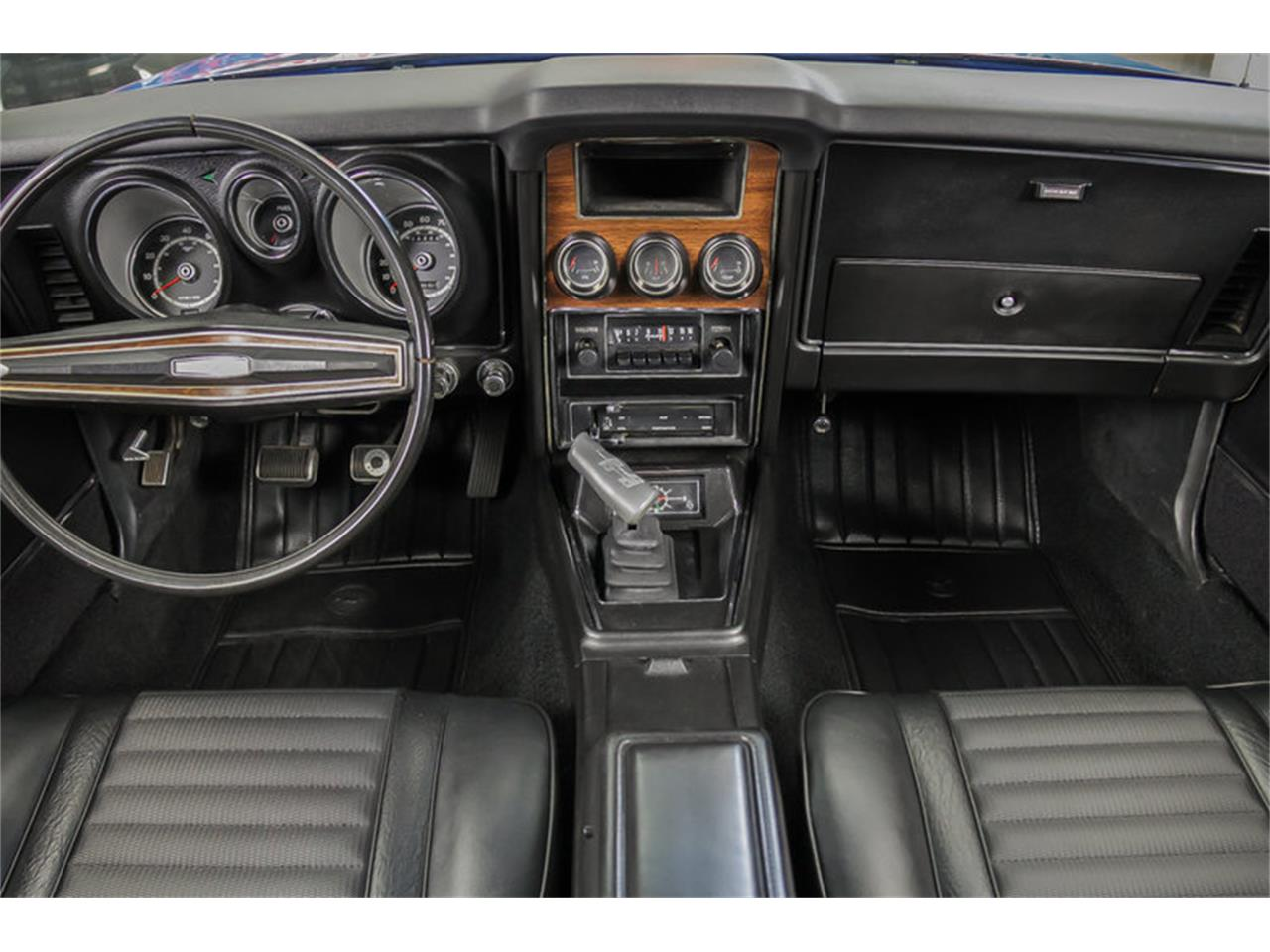 Large Picture of Classic '73 Ford Mustang Mach 1 Q Code located in Michigan - JDX1