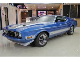 Picture of Classic '73 Ford Mustang Mach 1 Q Code located in Michigan - $34,900.00 Offered by Vanguard Motor Sales - JDX1