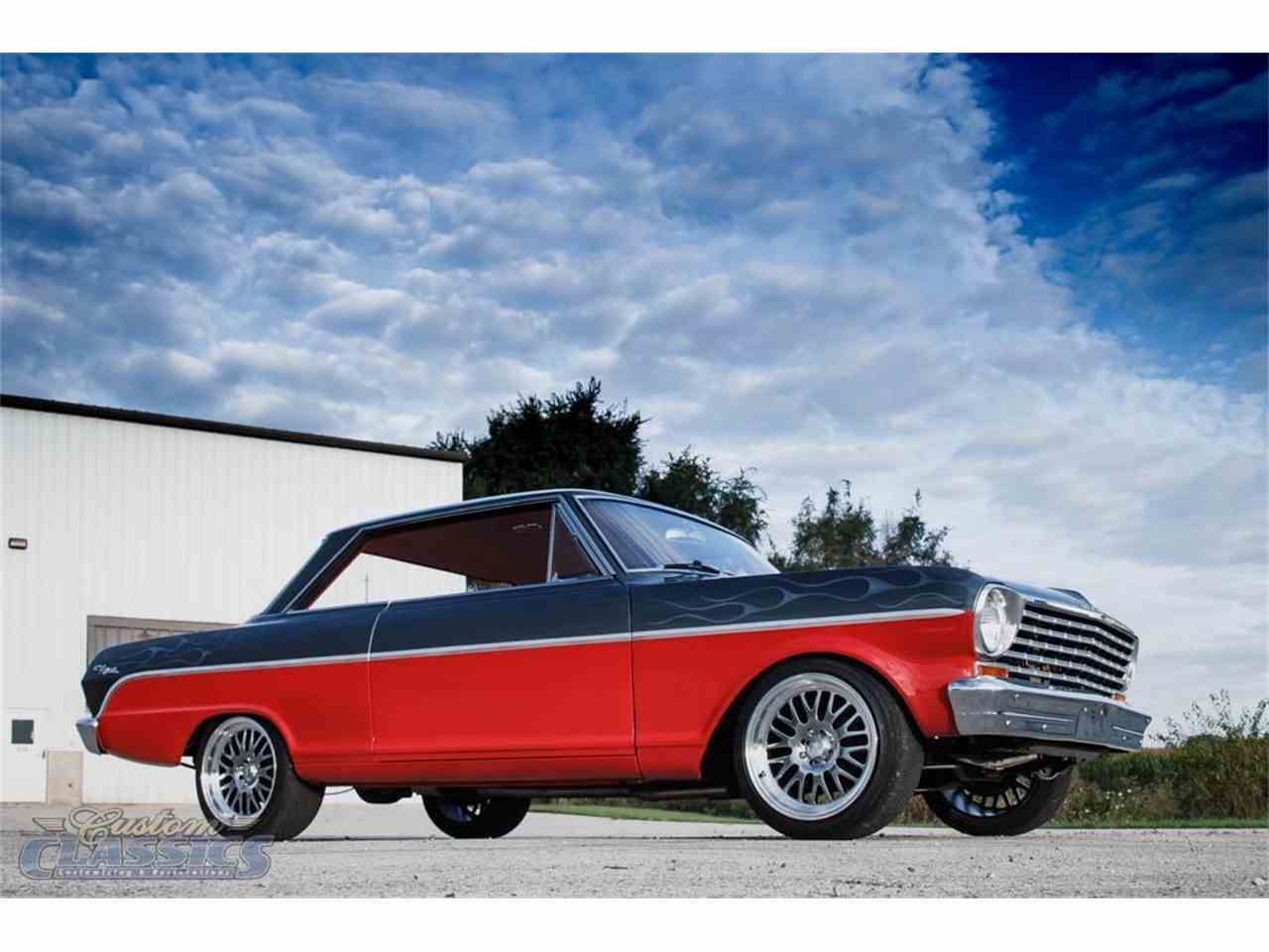 Large Picture of '63 Nova - JE00