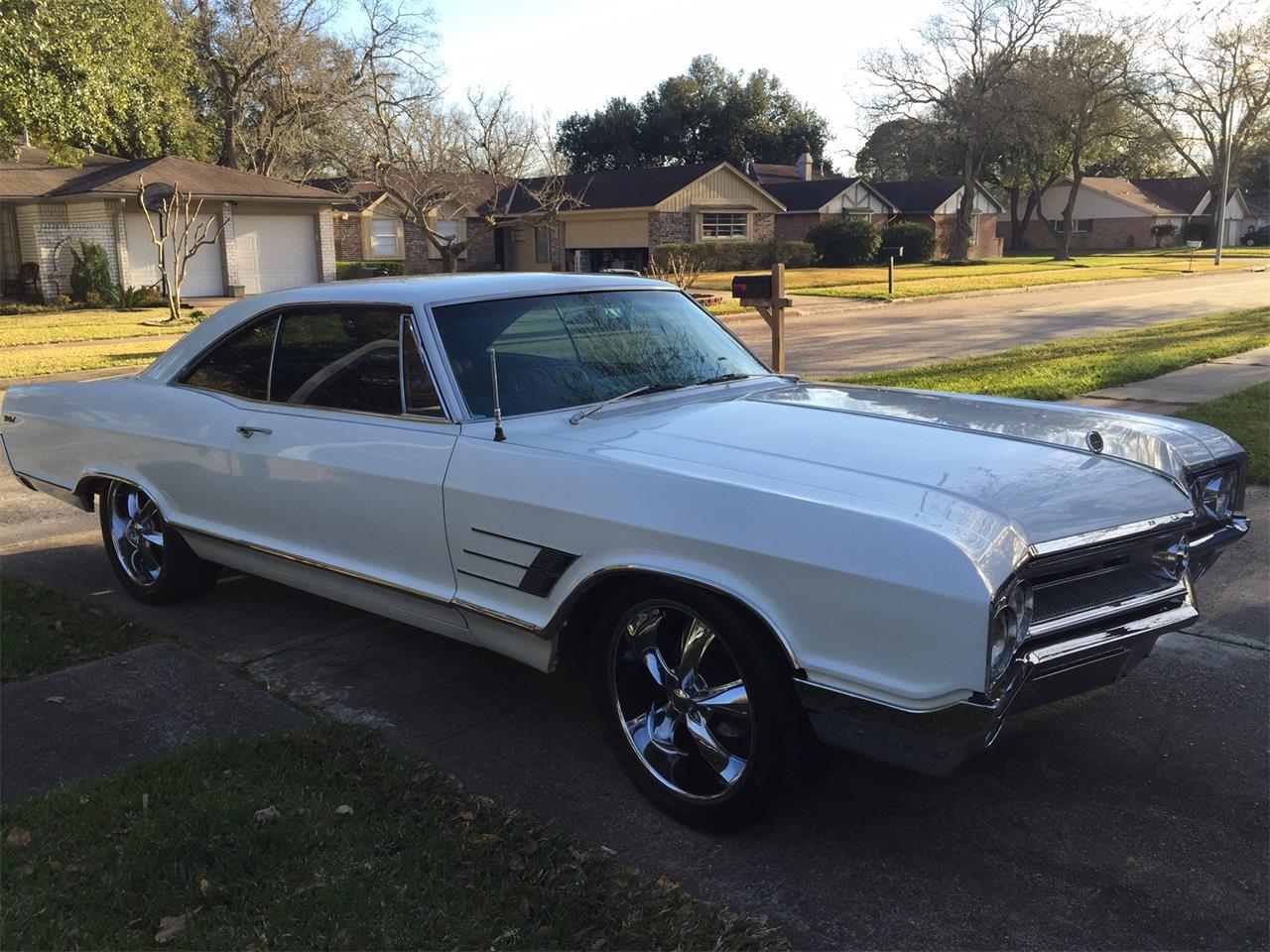 1965 Buick Wildcat – automobilindustrie