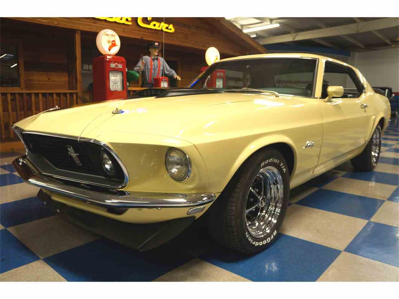 Large Picture of '69 Mustang  - JE31