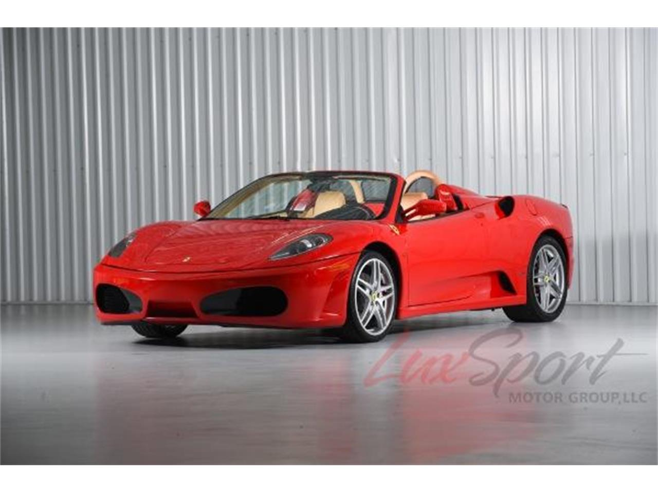 Large Picture of 2005 Ferrari Spider Auction Vehicle - JE3C