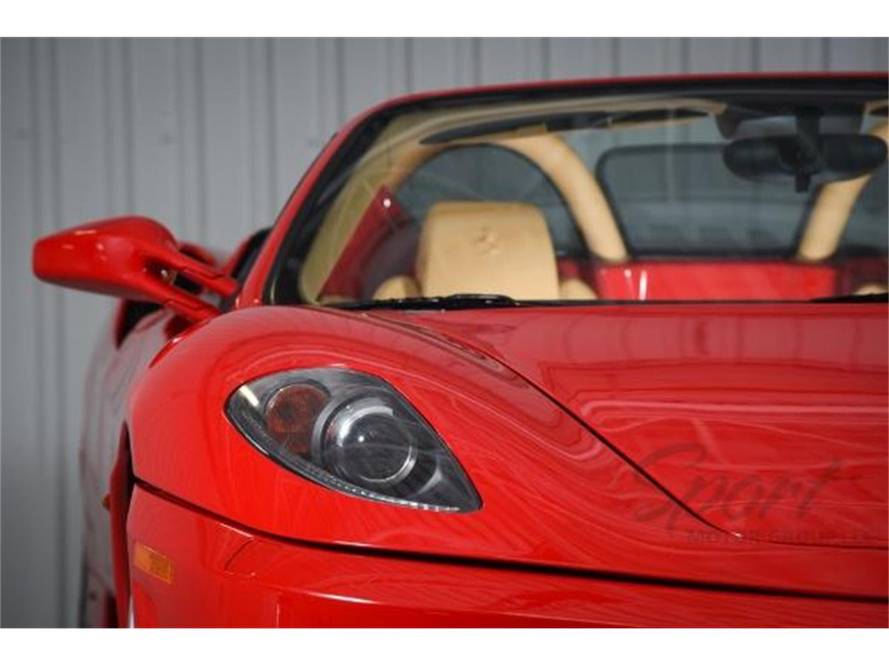 Large Picture of '05 Ferrari Spider located in New Hyde Park New York Auction Vehicle Offered by LuxSport Motor Group, LLC - JE3C