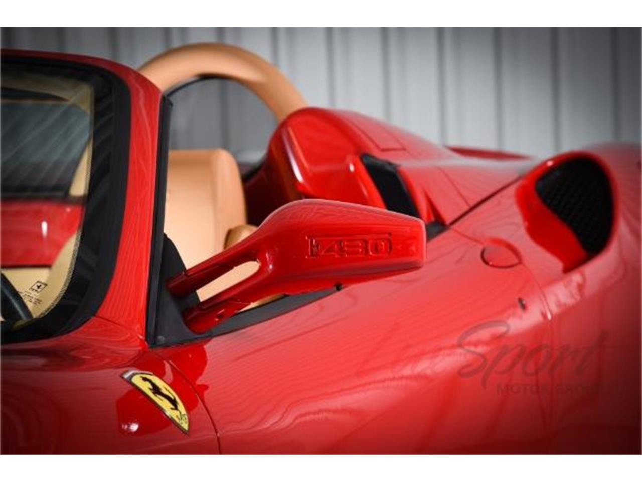 Large Picture of '05 Ferrari Spider located in New Hyde Park New York Offered by LuxSport Motor Group, LLC - JE3C