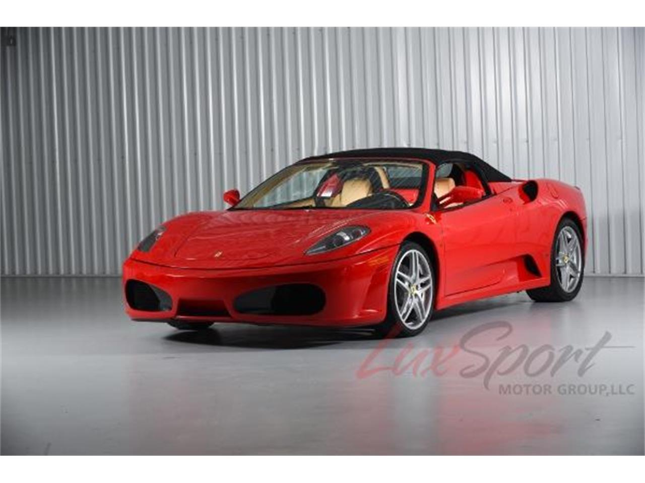 Large Picture of 2005 Ferrari Spider located in New York Auction Vehicle Offered by LuxSport Motor Group, LLC - JE3C