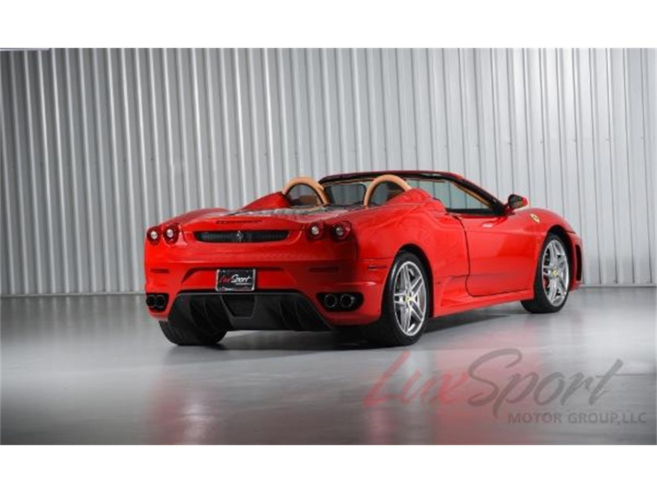 Large Picture of '05 Spider Auction Vehicle - JE3C