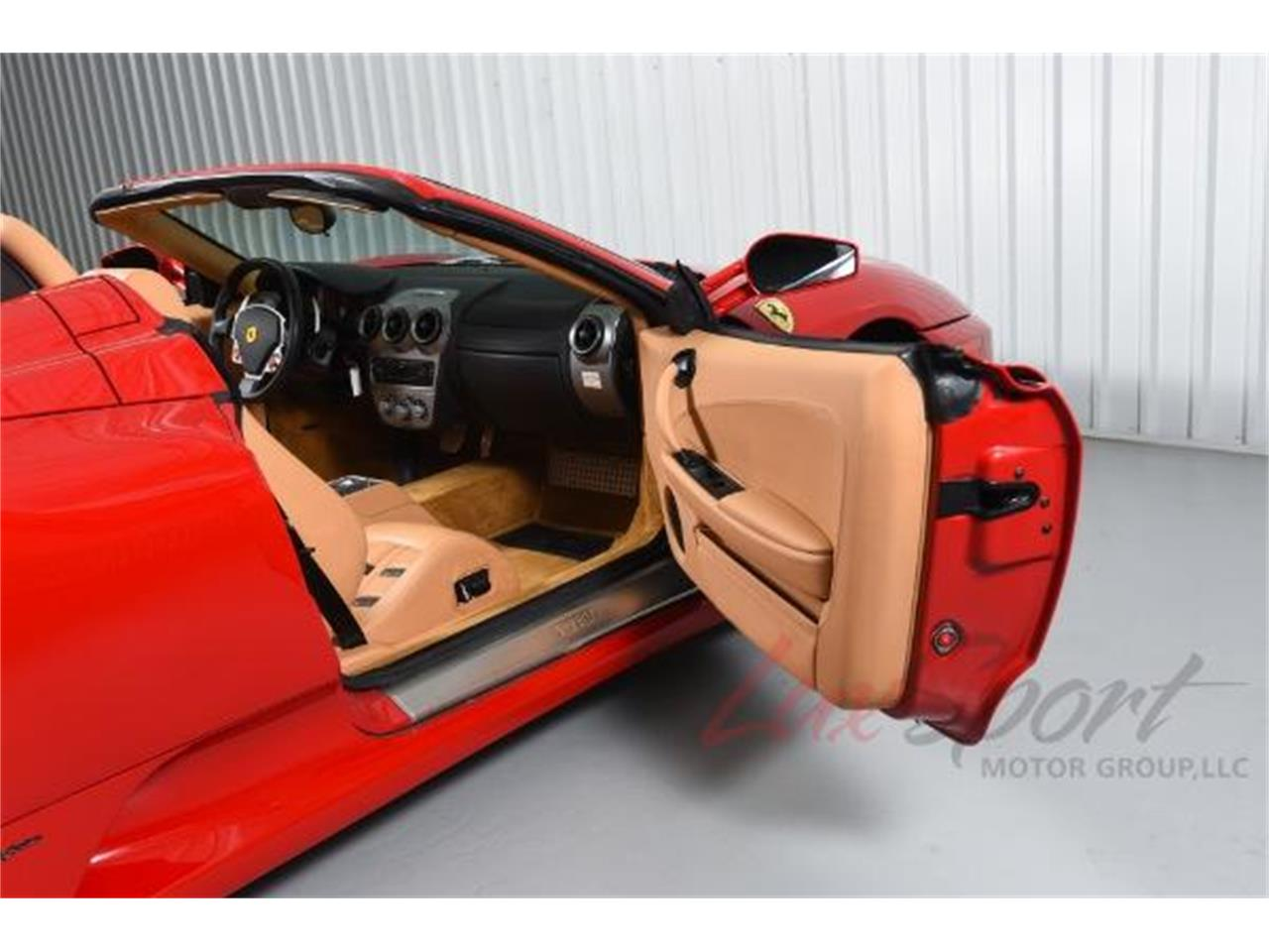 Large Picture of '05 Ferrari Spider located in New York Auction Vehicle Offered by LuxSport Motor Group, LLC - JE3C