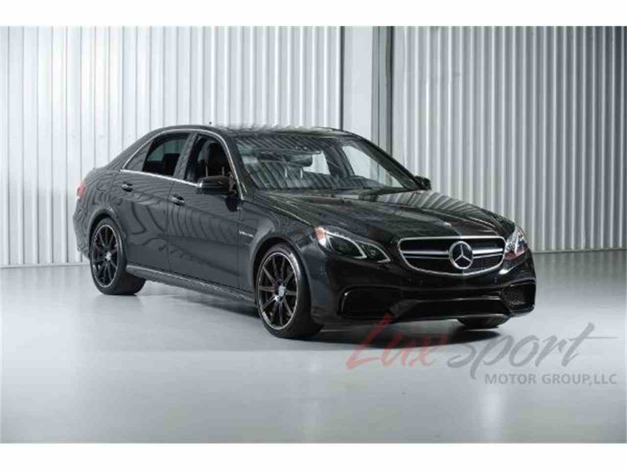 Large Picture of '14 E63 AMG S-Model - JE3O