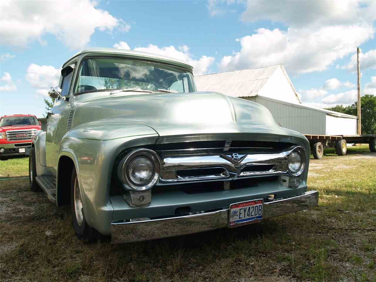 1956 Ford F100 for Sale | ClassicCars.com | CC-904743
