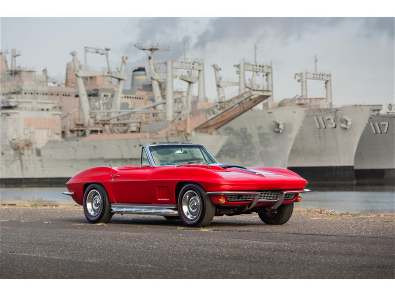 Large Picture of '67 Corvette - JE3T