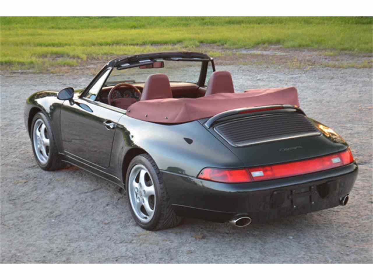 1998 porsche 911 carrera for sale cc 904768. Black Bedroom Furniture Sets. Home Design Ideas