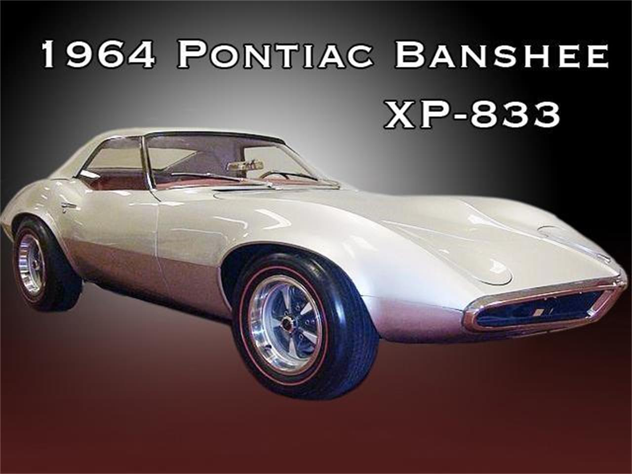 Large Picture of '64 Banshee Offered by Napoli Classics - JE55
