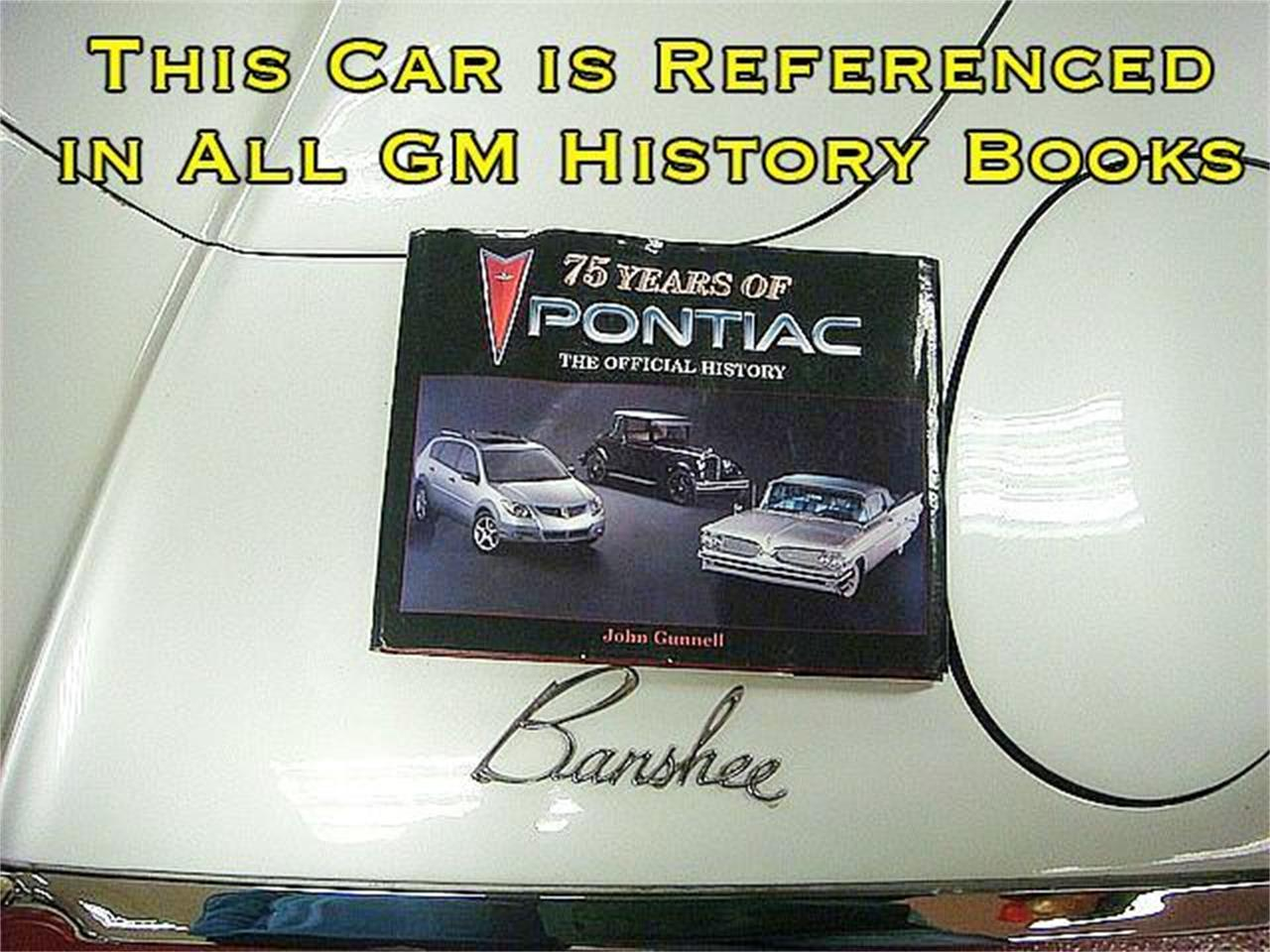 Large Picture of '64 Pontiac Banshee located in Connecticut Auction Vehicle - JE55