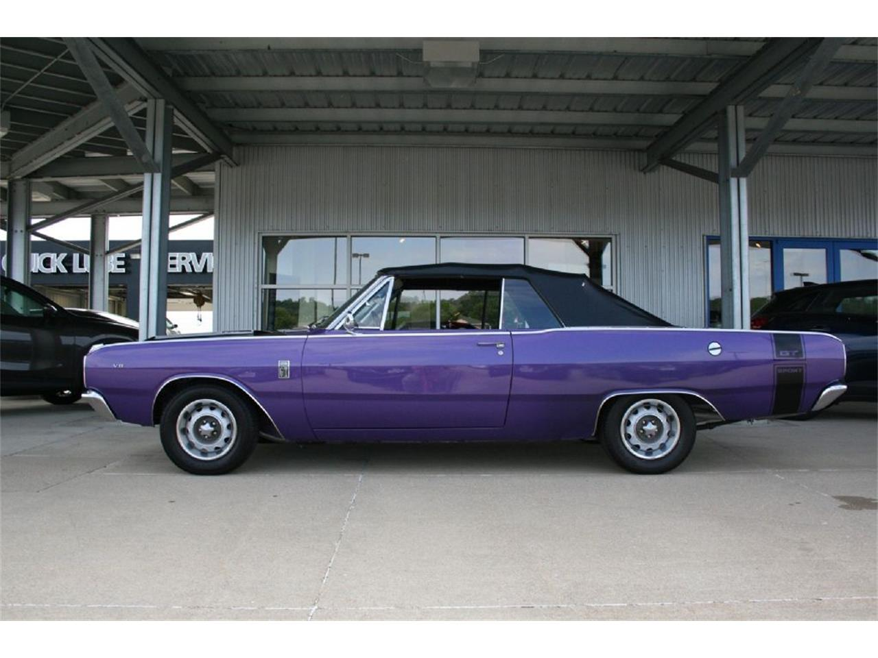 Large Picture Of Clic 1967 Dart Gt Located In Sioux City Iowa 27 250 00 Offered By