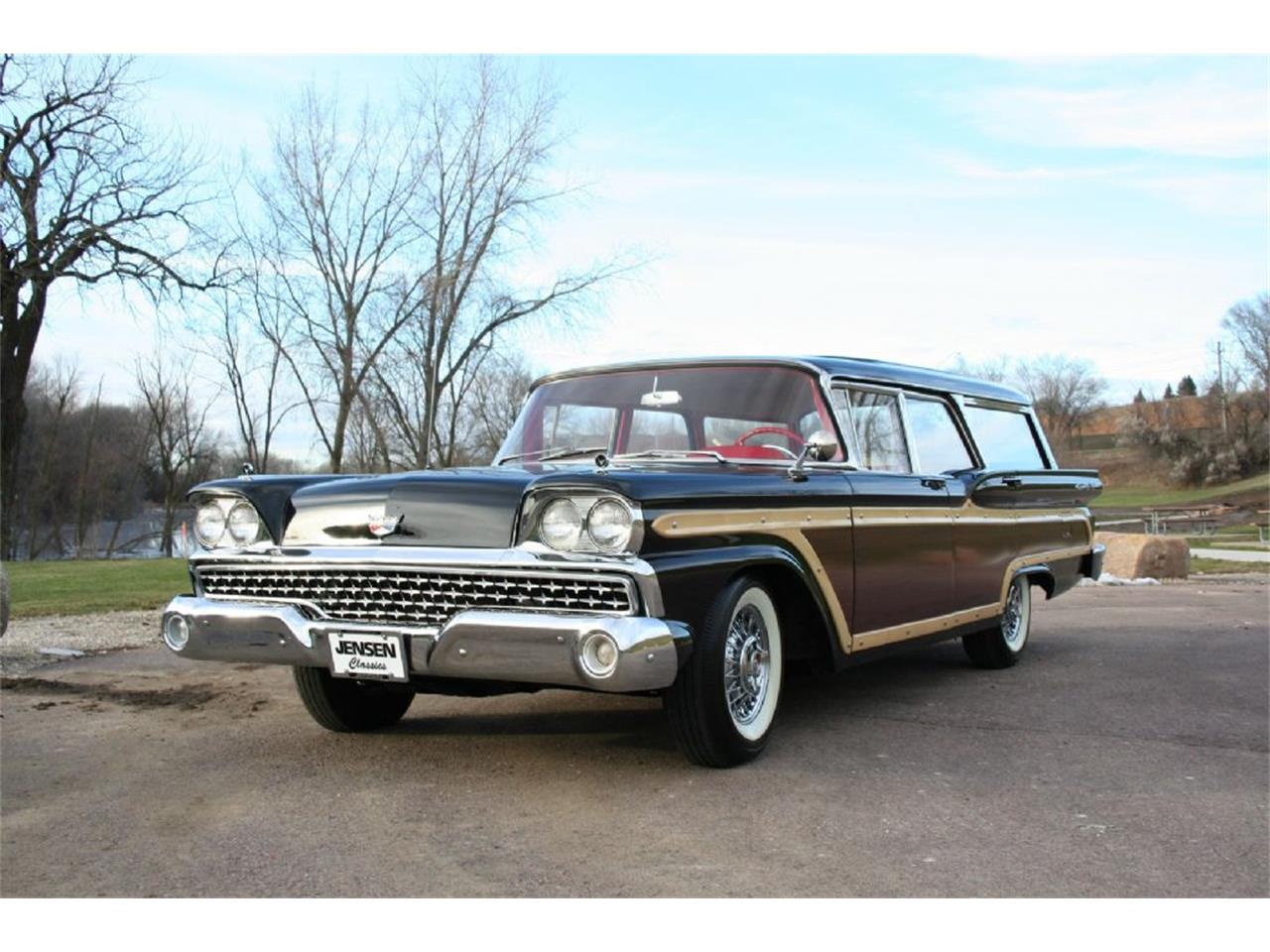 Large Picture of Classic '59 Ford Country Squire - $39,900.00 - JEGJ