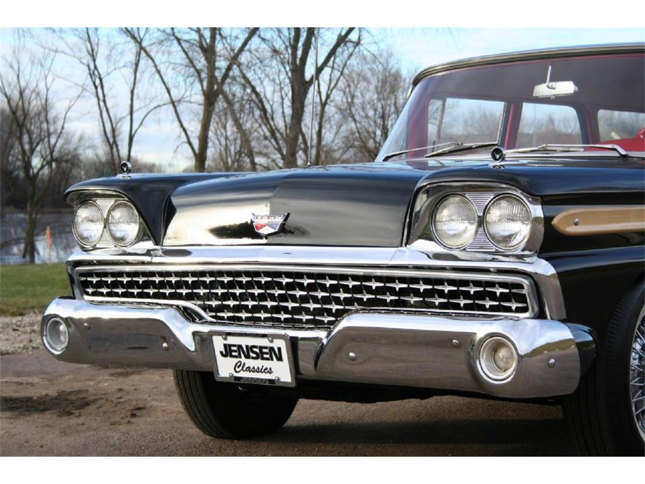 Large Picture of Classic 1959 Ford Country Squire Offered by Jensen Dealerships - JEGJ
