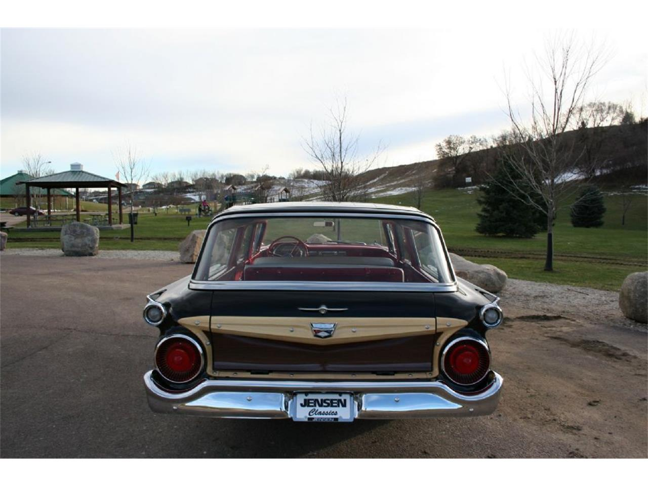 Large Picture of 1959 Ford Country Squire located in Sioux City Iowa Offered by Jensen Dealerships - JEGJ