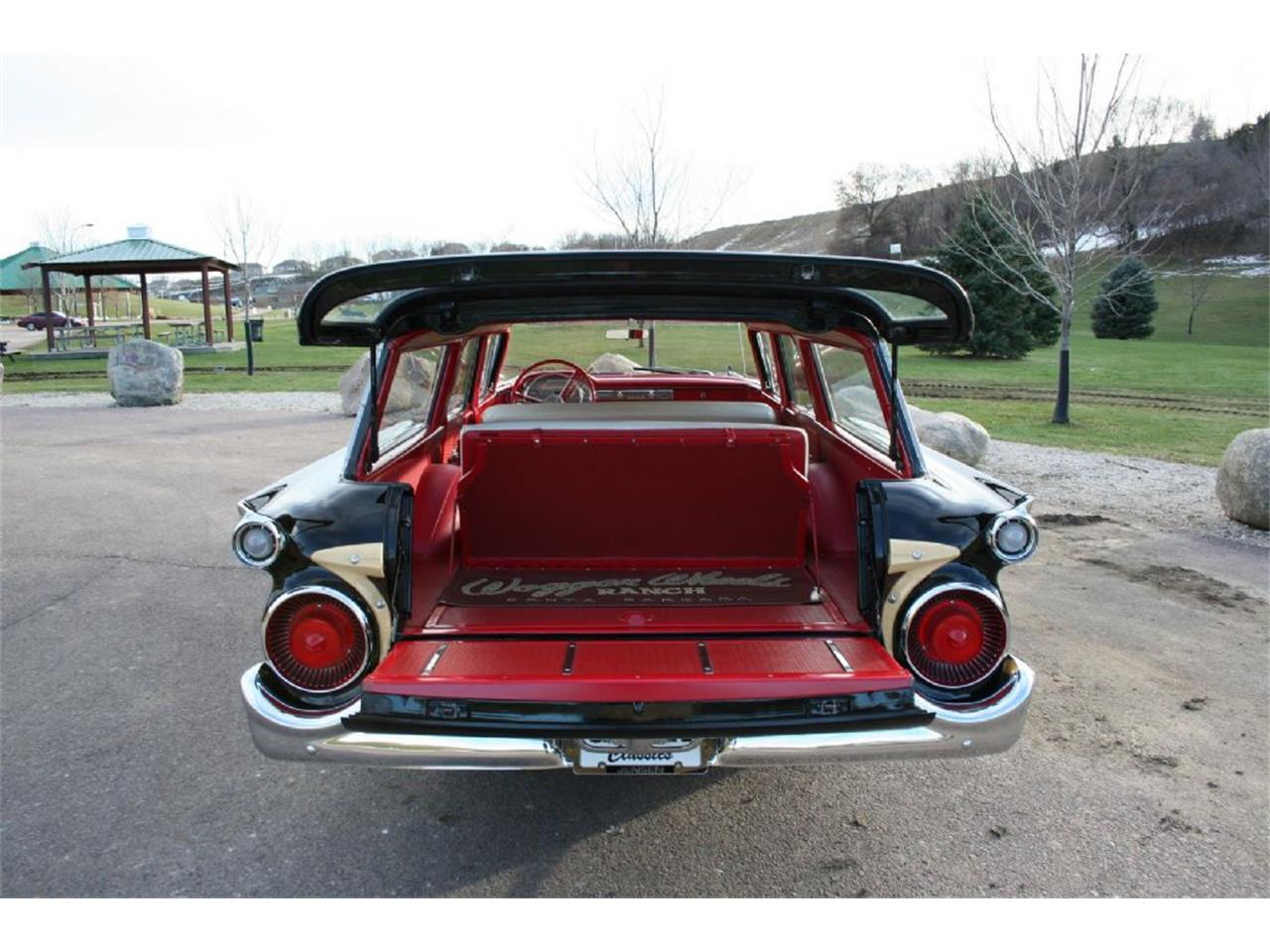 Large Picture of '59 Ford Country Squire located in Sioux City Iowa - $39,900.00 Offered by Jensen Dealerships - JEGJ