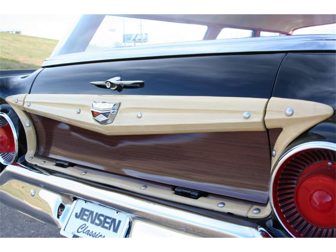 Large Picture of Classic '59 Ford Country Squire located in Sioux City Iowa - $39,900.00 Offered by Jensen Dealerships - JEGJ