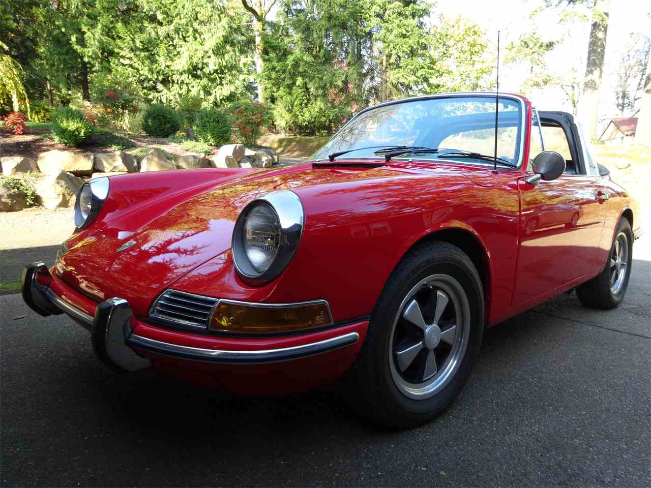 Large Picture of '68 912 - JAUJ