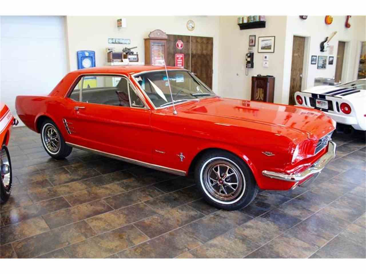 1966 Ford Mustang for Sale | ClassicCars.com | CC-905263