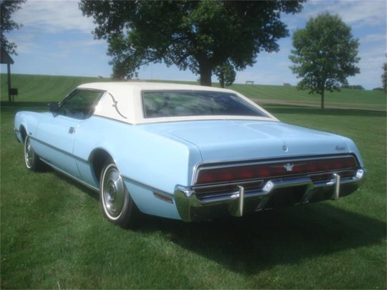 Large Picture of Classic 1972 Thunderbird Offered by Gesswein Motors - JAUP