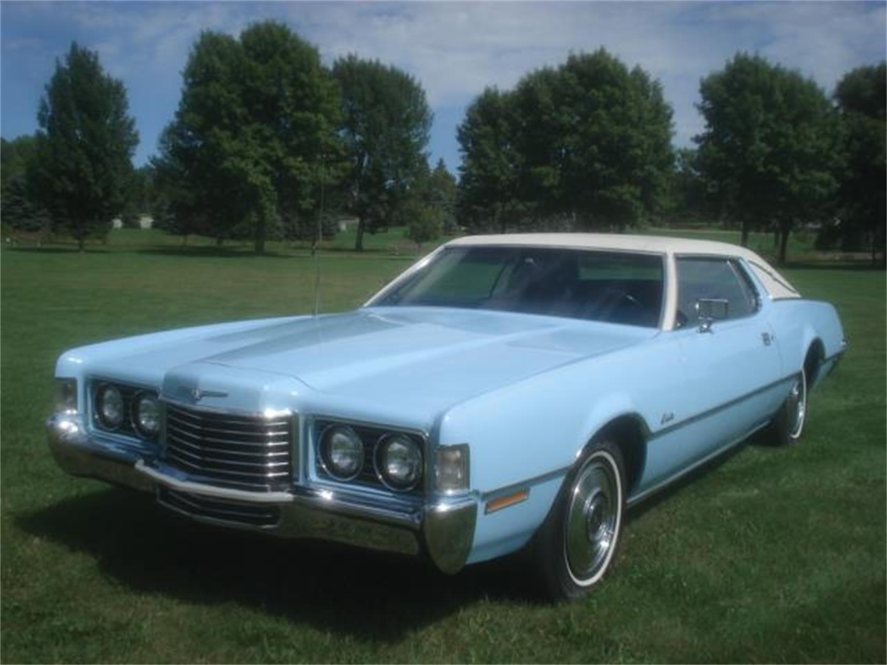 Large Picture of Classic 1972 Thunderbird - $13,900.00 - JAUP