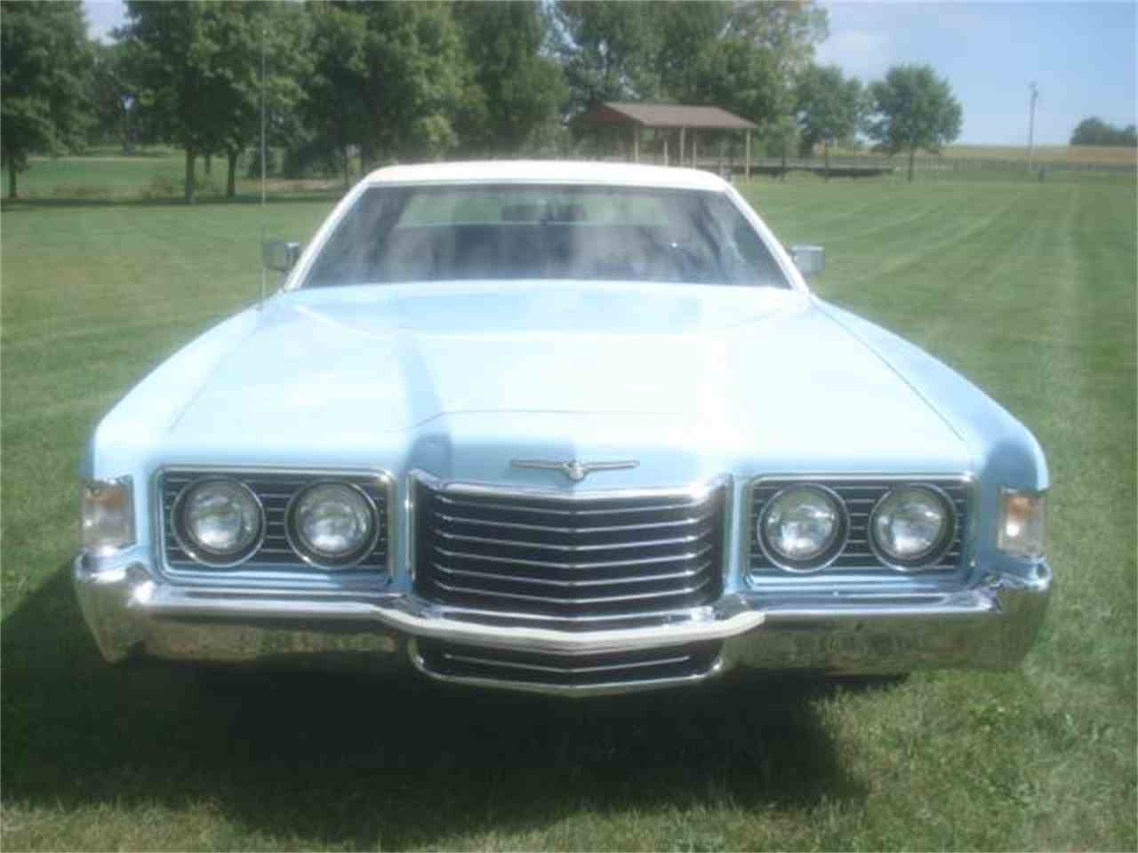 Large Picture of '72 Thunderbird - JAUP