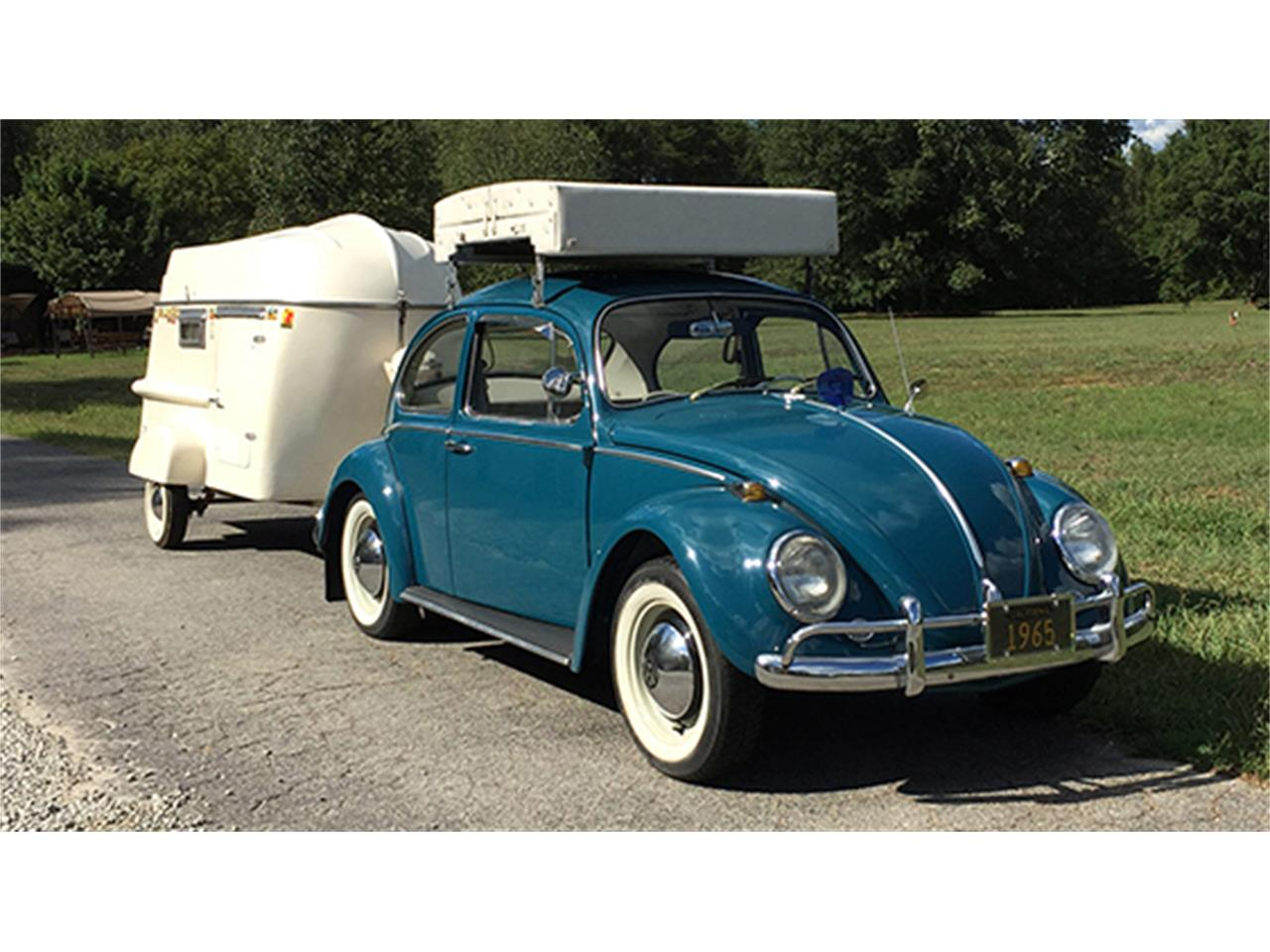 Large Picture Of 65 Beetle Coupe With Camping Accessories Jejp