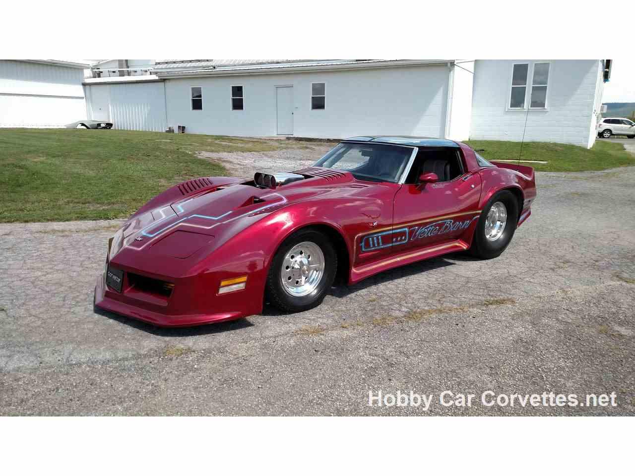 Large Picture of '75 Corvette - JAV8