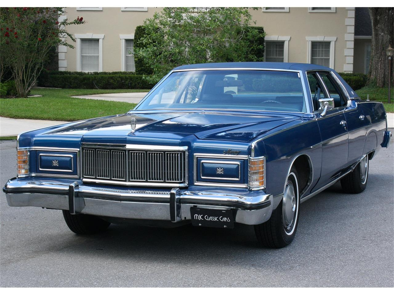 Large Picture of '77 Mercury Marquis Offered by MJC Classic Cars - JAVE