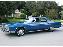 Picture of 1977 Mercury Marquis located in lakeland Florida - $16,500.00 - JAVE