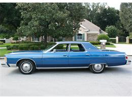 Picture of 1977 Mercury Marquis located in lakeland Florida Offered by MJC Classic Cars - JAVE