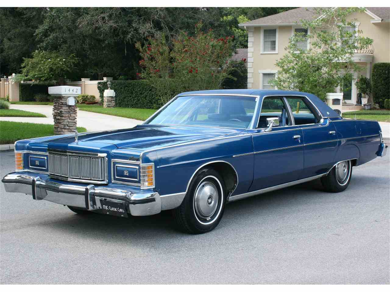 Large Picture of '77 Mercury Marquis located in Florida - $16,500.00 - JAVE
