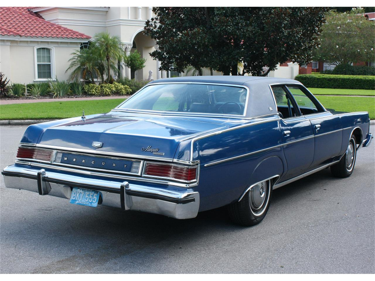 Large Picture of 1977 Mercury Marquis - JAVE