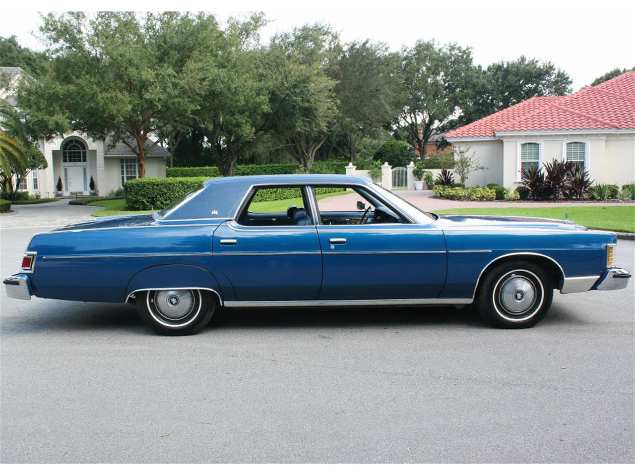 Large Picture of '77 Mercury Marquis located in lakeland Florida - $16,500.00 - JAVE