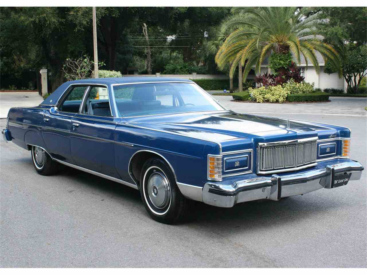Large Picture of 1977 Mercury Marquis located in Florida - JAVE
